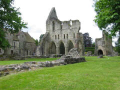 Much Wenlock Priory, Shropshire